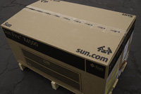 Sun x4500 in the box