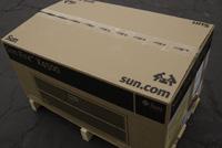 Sun x4500 in the box