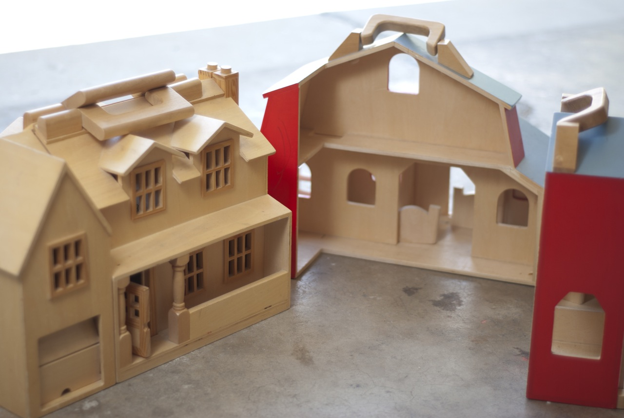 Wodden House